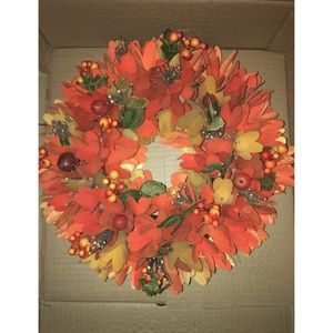 Thanksgiving Home Decor (Fall inspired reef)